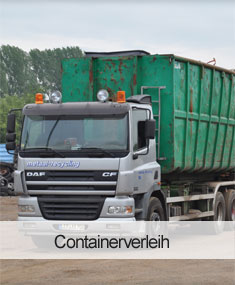 Containerverleih